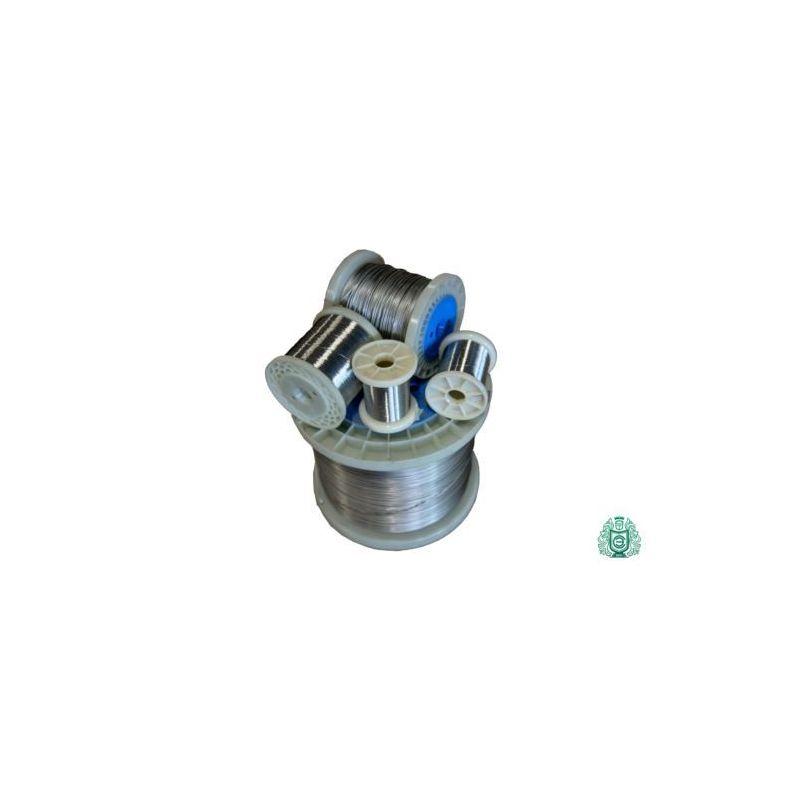 Nichrome 0,05-5 mm motstandstråd 2.4869 NiCr 80/20 Cronix varmetråd 1-500 meter, nikkel legering