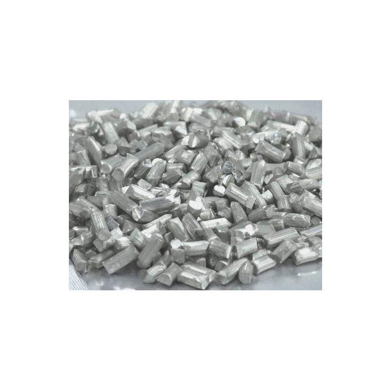 Литий с висока чистота 99,9% метален елемент Li 3 Гранули,