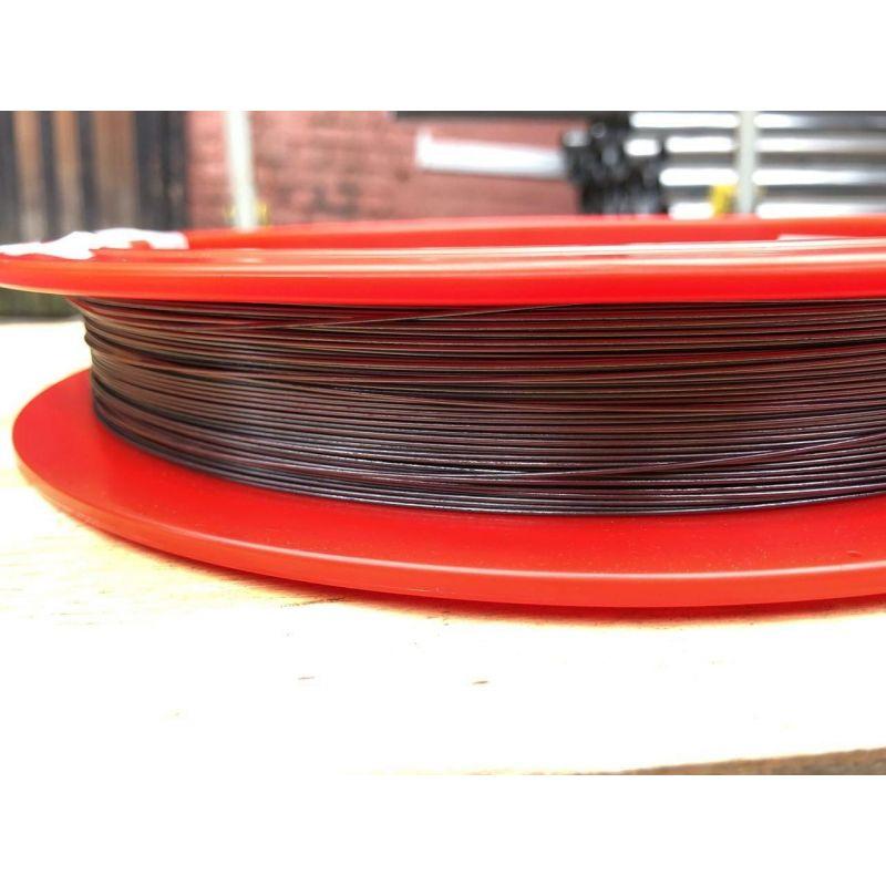 Волфрамова тел Ø0.1-1.5mm 99.95% чист метален инч нарязана крушка 1-50метра, метали рядко