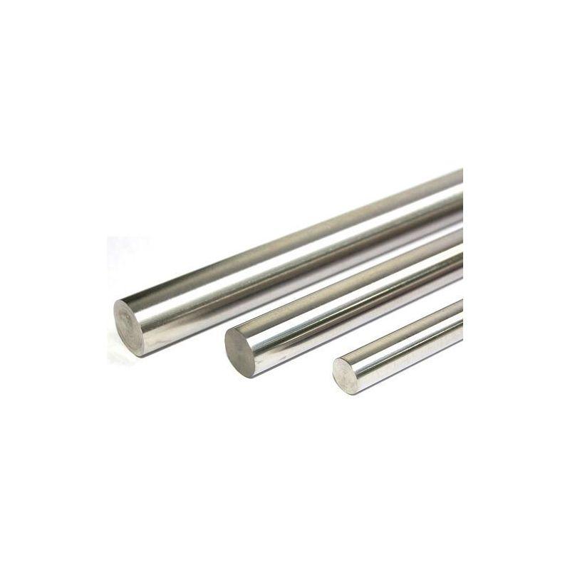 Волфрамов прът Ø2-120mm 99,9% чист метален елемент 74 Волфрам, волфрам