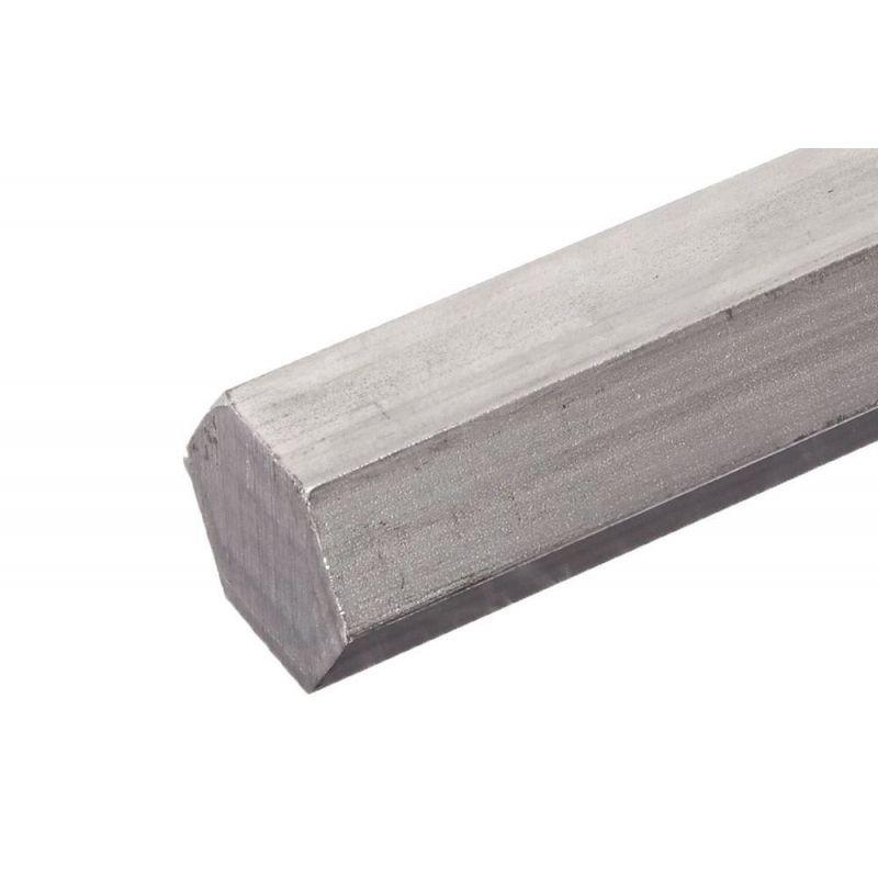 Стомана Ø4mm-50mm шестоъгълна пръчка Шестоъгълна пръчка шестоъгълна Fe твърд материал, стомана