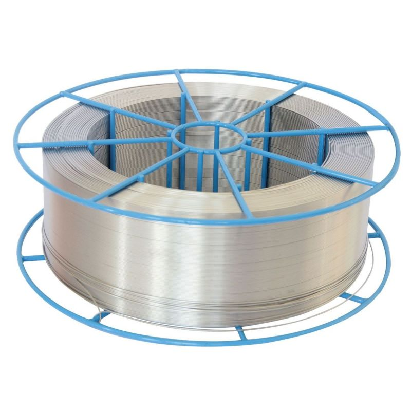 Неръждаема стомана Ø 0.6-5 мм заваръчна тел V2A екраниращ газ