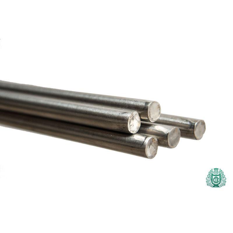 Пръчка 0.4mm-3.5mm 1.4301 V2A 304 неръждаема стомана, кръгъл профил с кръгла стомана 2 метра, неръждаема стомана