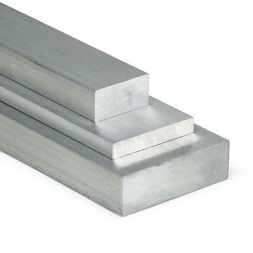Алуминиева плоска пръчка 15x10mm-100x15mm AlMgSi0.5 плосък