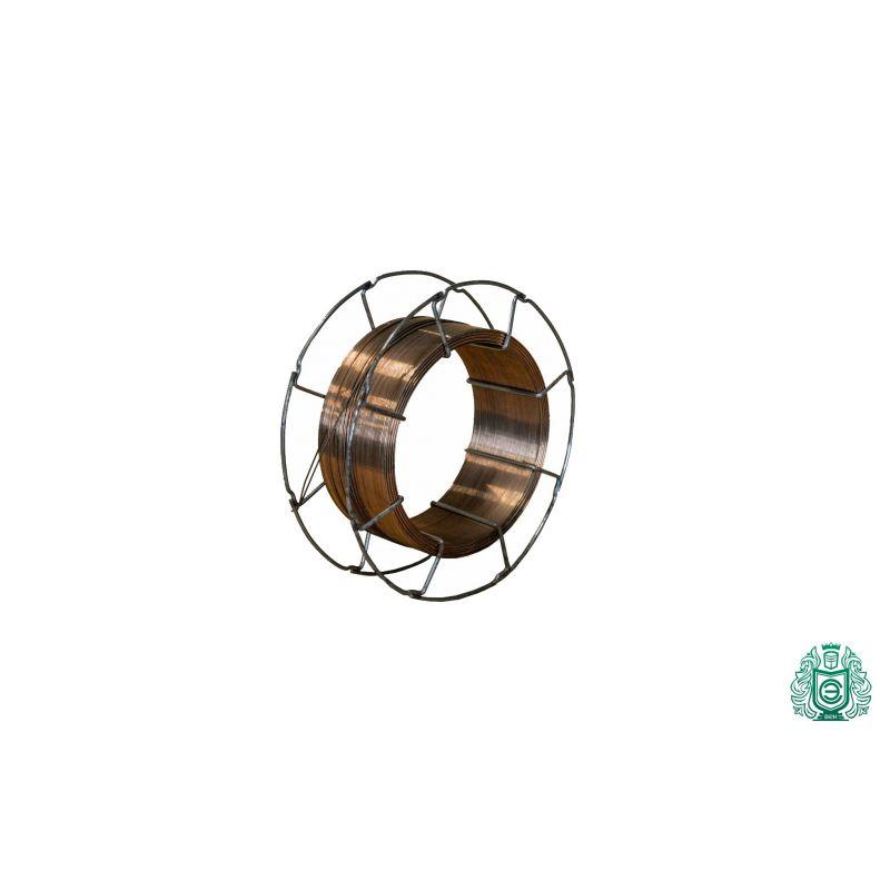 Медна заваръчна жица CuSn6 Ø 0.6-5mm бронзово заваряване We-Nr