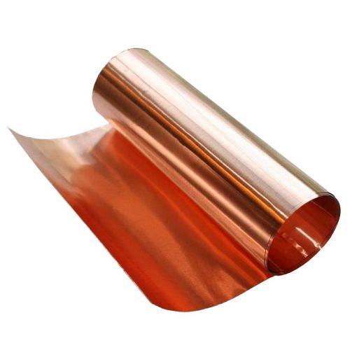 Медна лента 0,1х600мм медна лепилна лента 0,1 метър до 100 метра, мед