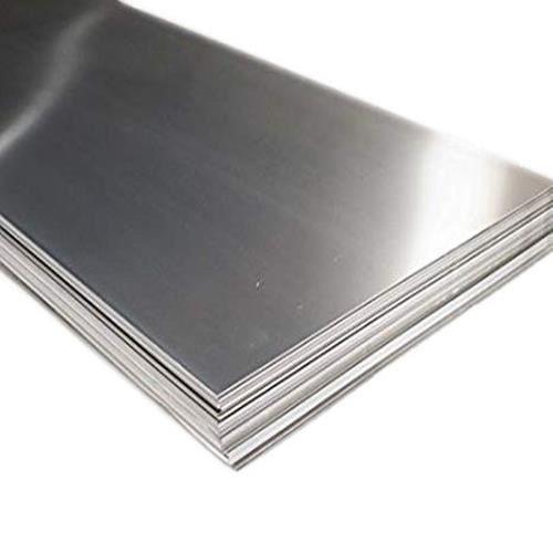 Лист от неръждаема стомана 0.6 мм V2A 1.4301 плочи листове, нарязани на размер от 100 мм до 2000 мм, неръждаема стомана