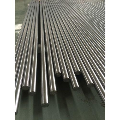 Титан клас 5 пръчка Ti 6Al-4V кръг прът 3.7164 диа 20-200 мм твърд вал 0.1-2.5 метра, титан