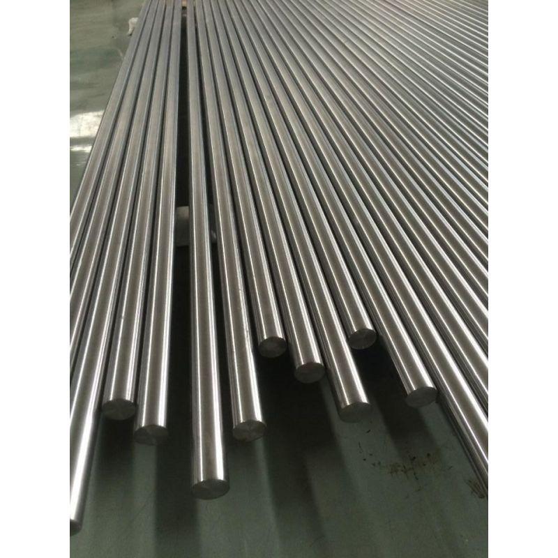 Титан клас 2 пръчка Ø0,8-87 мм кръг прът 3.7035 B348 твърд вал 0.1-2 метра, титан