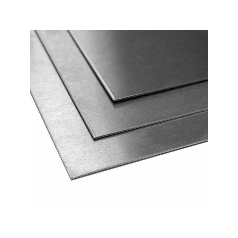 Титанов лист 3 мм 3.7035 Лист 2 клас Листове отрязани 100 мм до 2000 мм, титан