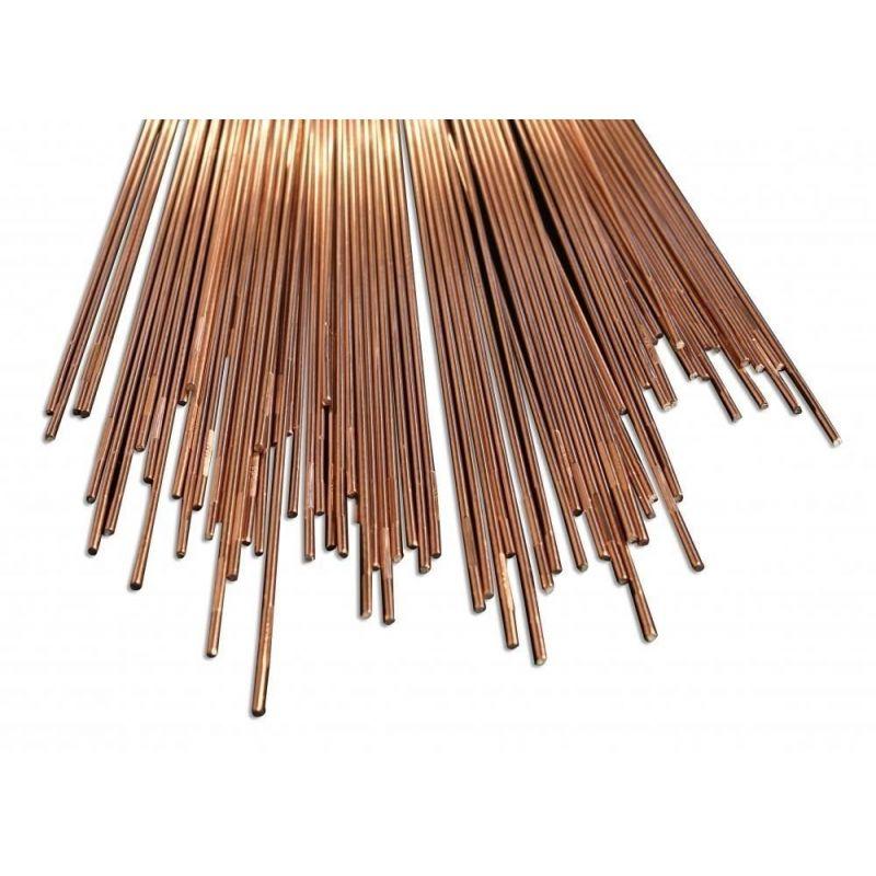 Заваръчни електроди Ø 0,8-5 мм заваръчна тел стомана 80s-b8