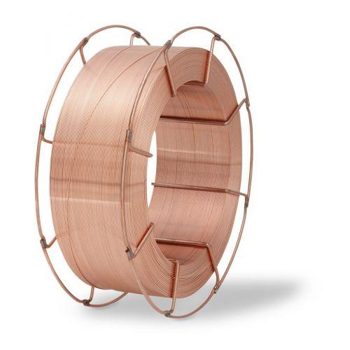 Заваръчна тел 1.5125 G3Si1 / SG2 Ø1mm жица с покритие MIG MAG