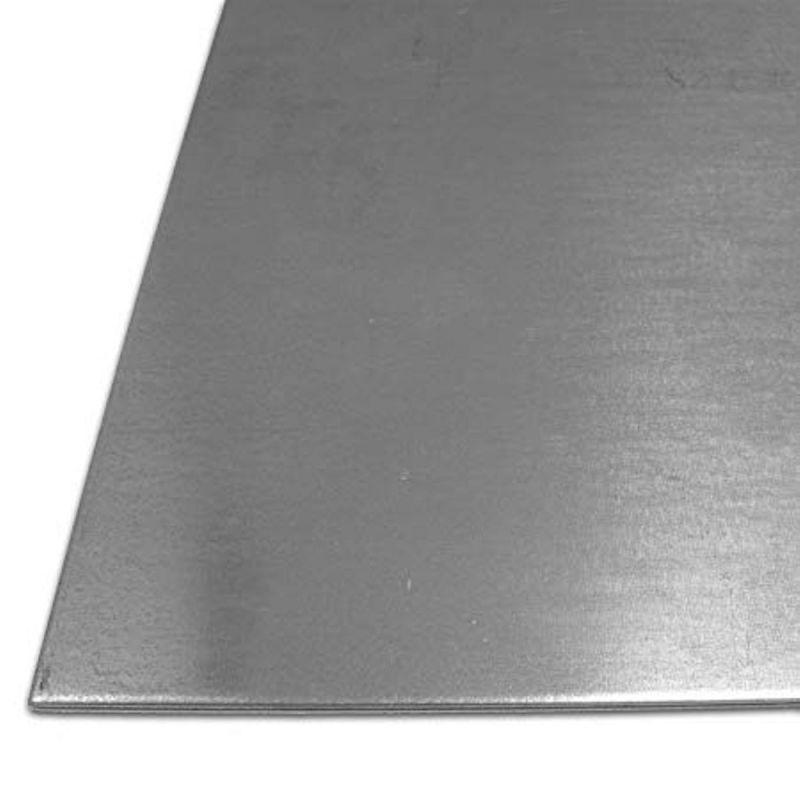 Листова стомана 1 мм поцинковани плочи стоманена плоча желязо