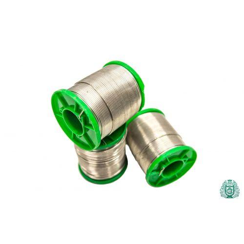 Калайдисване на Sn95.5Ag3.8Cu0.7 сребърна тел за спойка 1 мм