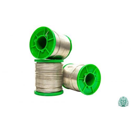 Калаена тения Sn96.5Ag3Cu0.5 сребърна тел за спойка 0.5-1.2mm