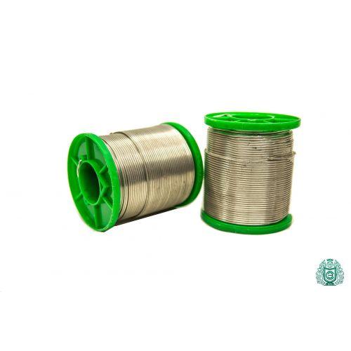 Калайдисване за сребро SnAg2.5 сребърна тел диаметър 2 мм без