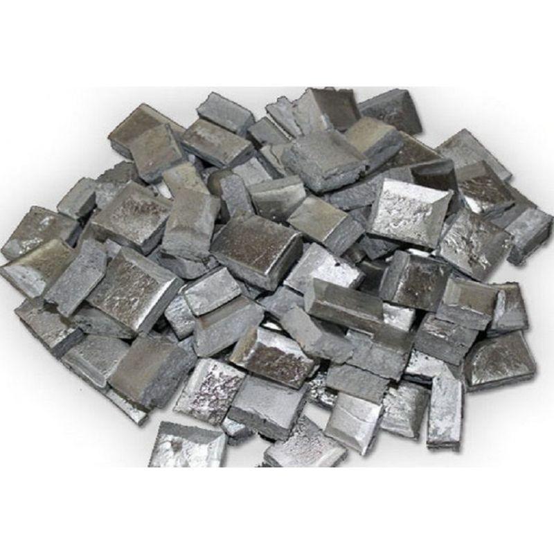 Scandium Aluminium AlSc Aluminium 98% Scandium 2% нокти за нокти 5-10кг