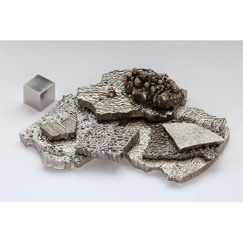 Cobalt Intermediate Co 99,3% чист метален елемент 27 нокти пръчки 25 кг кобалт