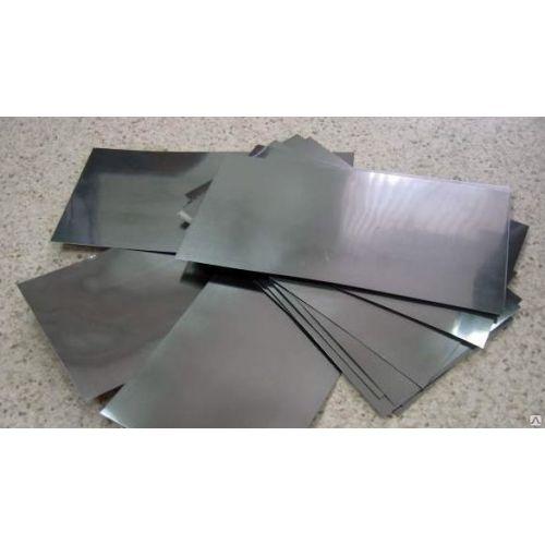 Кадмий 99,9% чиста анодна ламарина 6x300x50-8x300x500mm електролиза с галванопластика