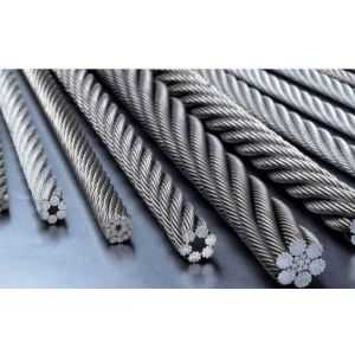 Rustfritt ståltråd 1-8mm V4A 1.4401 316 7x7 og 7x19 ståltau 5-250 meter
