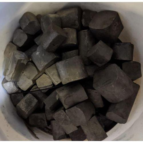 Wolframskrap W 99,9% element 74 Nugget rent metall 1gr-10kg wolfram