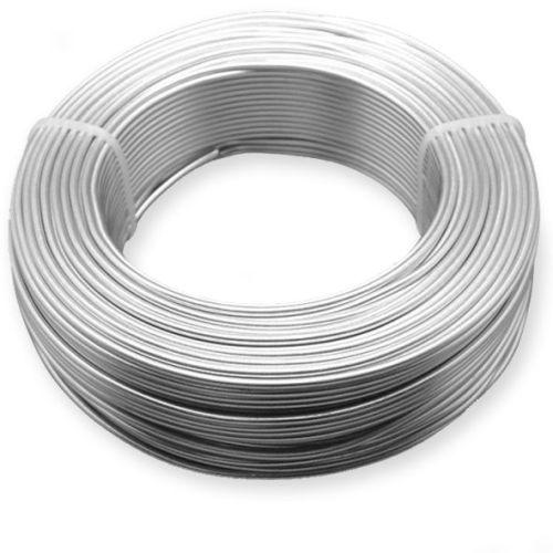 Ø 0,5-5 mm aluminiumtråd bindende tråd hagetråd håndverk 2-750 meter