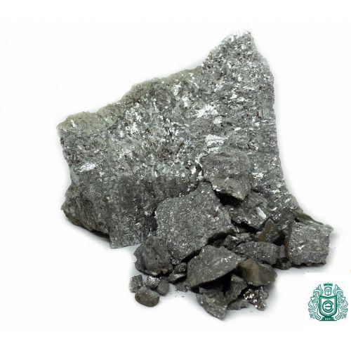 Антимон Sb 99,9% чист метален елемент 51 самородно 5гр-5кг