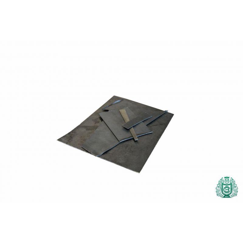 Niobium (Niobium) Nb 99,9% чист метален елемент 41 лента