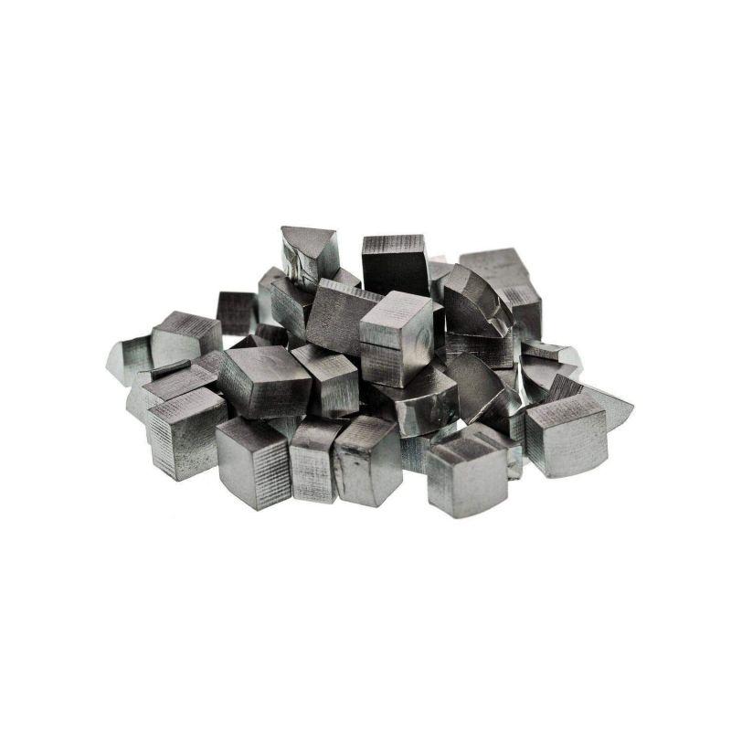 Чистота на Hafnium 99,9% Metal Pure Element 72 Барове 5gr-5kg
