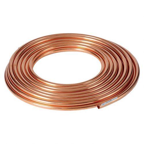 Медна тръба 3x0.5mm-4x1mm мека отгрята в пръстена вода МАСЛЕН