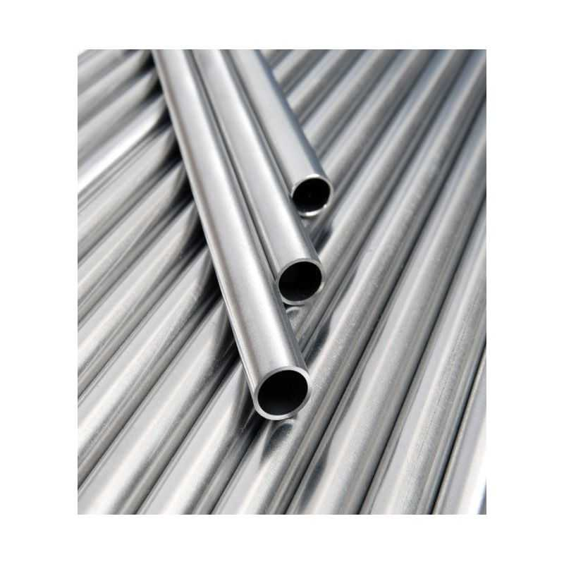 Никел 200 тръба 1x0.25mm-1.7x0.3mm капилярна тръба 2.4066 тънка