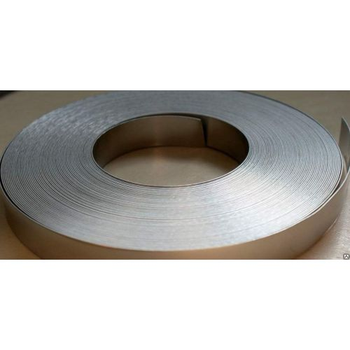 Tape sheet metal tape 1x6mm to 1x7mm 1.4860 nichrome foil tape flat wire 1-100 meters, nickel alloy