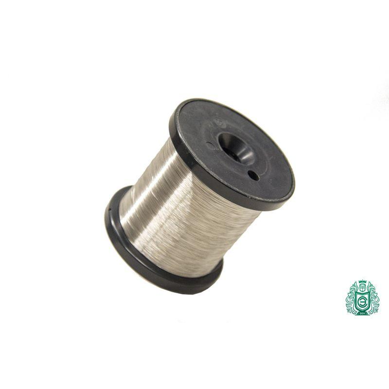 Никелова тел 0,1-5 мм 99,6% чиста тел Ni200 инчов нагревателен проводник Никел 1-500 Met, никелова сплав