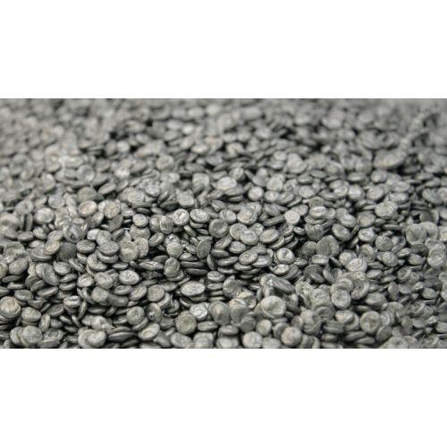 Цинк Zn 99,99% чист метален елемент 30 гранули 5gr-5kg