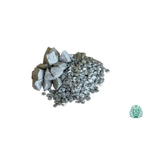 Чистота на цинк Zn 99,99% суров цинк чист метален елемент 30