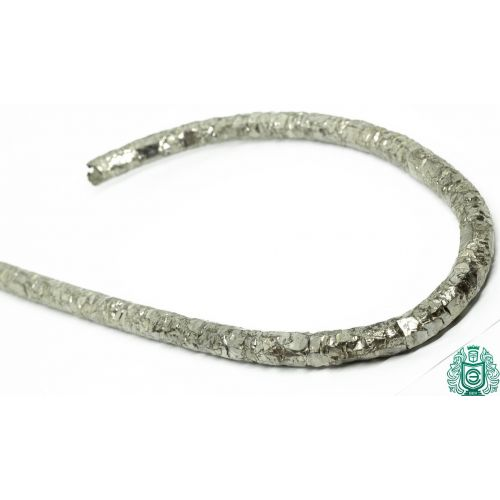 Цирконий Zr 99,99% чист йодиден метален кристал 40 нокти пръчки