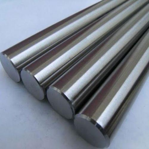 Ниобиева метална кръгла пръчка 99,9% от Ø 2 mm до Ø 120 mm