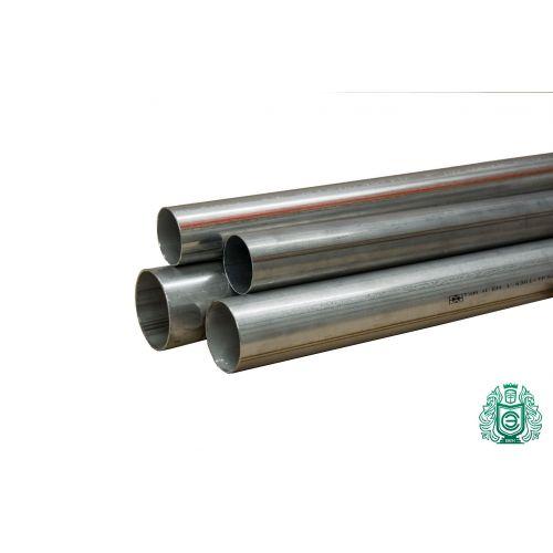 Тръба от неръждаема стомана 14x0.5mm 1.4541 Aisi 321 кръгла
