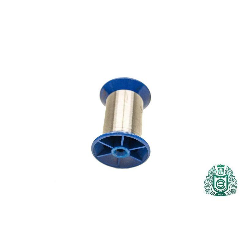 Тел от неръждаема стомана Ø0.05-3mm свързващ проводник 1.4301 градинска тел 304 занаятчийска тел 1-200 метра, неръждаема стомана