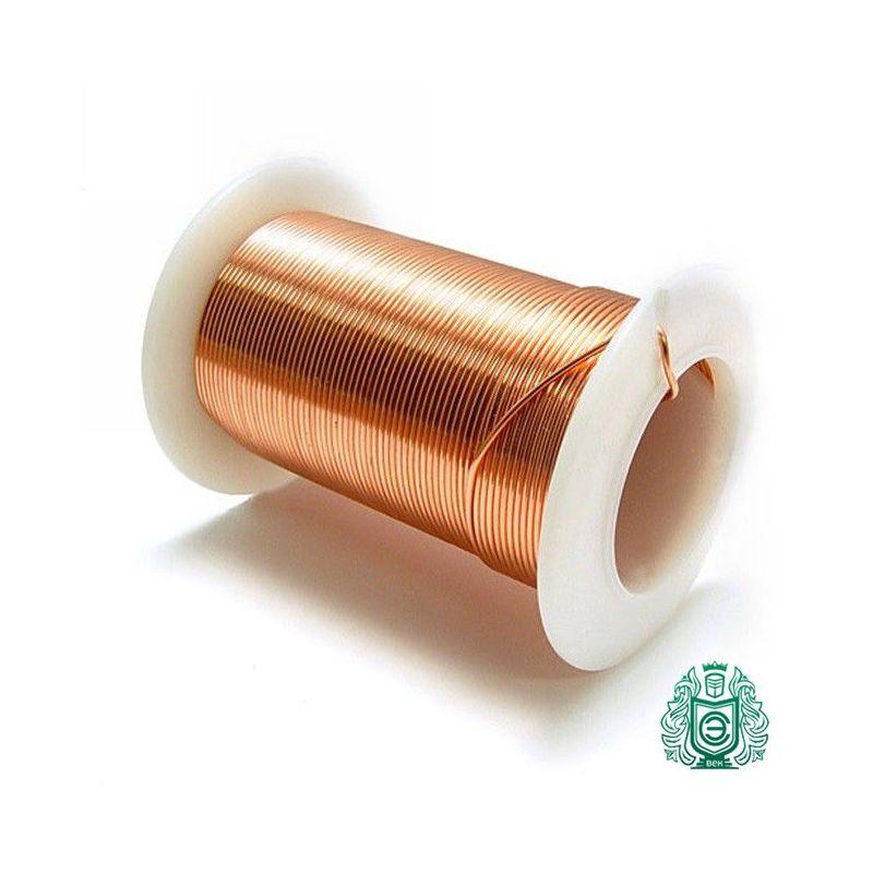2-200 метра медна тел Manganin Ø 0.2mm 2.1362 CuMn12Ni емайлирана тел, занаятчийска тел, мед
