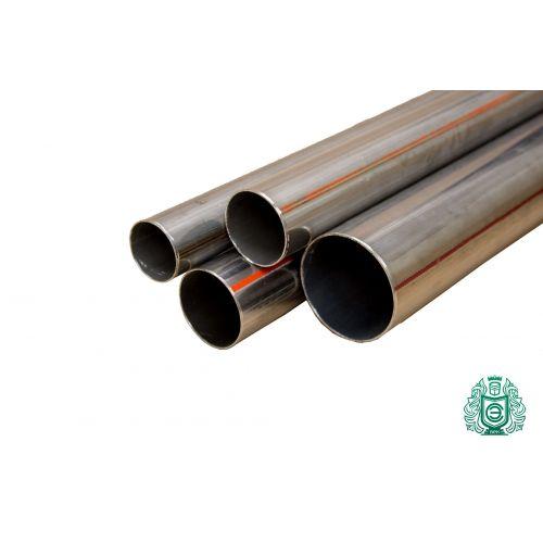 Rustfritt stålrør 42x4,8-48x5mm 1,4845 Aisi 310S 0,25-2 meter vannrør rundt rør metallkonstruksjon, rustfritt stål