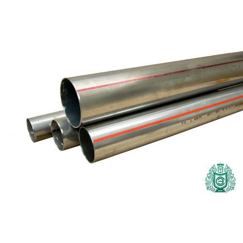 Тръба от неръждаема стомана 42x4.8-48x5mm 1.4845 Aisi 310S