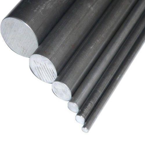 Stangstål Ø0,4-110mm rund stang Rod Fe rundt materiale 0,1-2 meter, stål