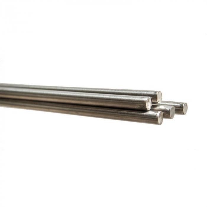 Rundstang i rustfritt stål. Hva er dette?